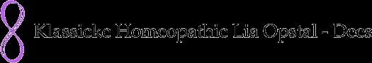 Klassieke Homeopathie Lia Opstal-Dees - Genezen is weer meer heel worden en zijn. Meer heel kunnen zijn, is jezelf zijn,  ervaren en voelen zoals je als mens bedoeld bent.